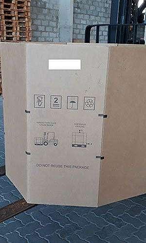 Comprar caixa de papelão ondulado 1000 litros