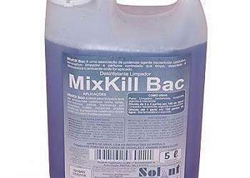 Quanto custa desinfetante bactericida