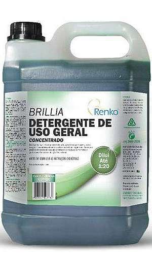 Detergente concentrado