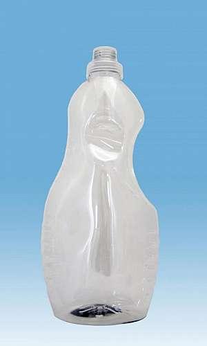 Embalagem plástica para saneantes
