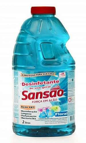 Empresa de desinfetante