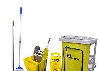 Industrialização de produtos de limpeza