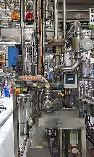 Indústrias de automação industrial