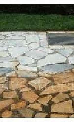 Limpeza de pisos e pedras