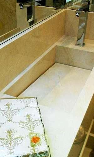 mármore crema marfil preço m2