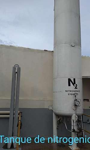 Nitrogênio líquido preço