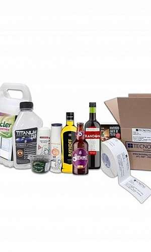 Rótulos de produtos industrializados