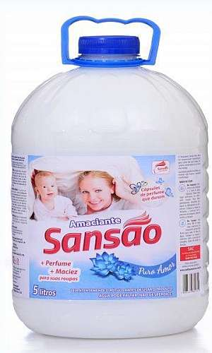 Terceirização de produtos de limpeza