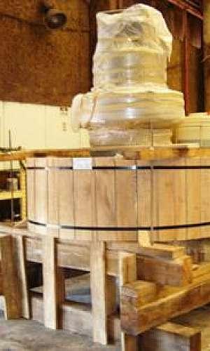 Tratamento fitossanitário madeira